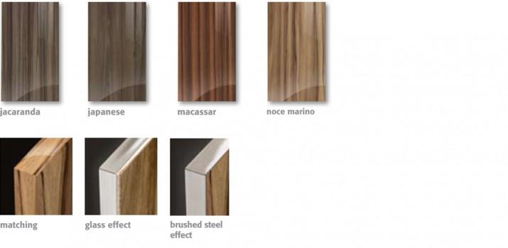 Zurfiz kitchens croft kitchens bedrooms for Wood grain kitchen doors